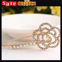 Big Large Golden Crystal Brooch for Women Wholesale,Metal Rhinestone pins brooches Gift