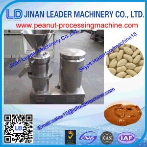 China Hot sale Peanut Butter Machine, Peanut Butter Grinder on sale