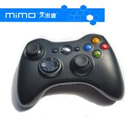 factory hot sell Game Pad for Xbox 360 Controller wireless black and white