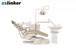 China Mobile Dental Chair Unit , Portable Dental Chair 3 Programs Glass Spittoon Included Colorful on sale