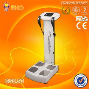 China BMI analyzer machine / body fat analyzer / 3d nls health analyzer on sale