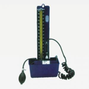 China Wall Type Mercury Sphygmomanometer With PVC, Latex Bladder for Wall, Desk WL8015 on sale