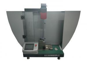 China Pendulum Charpy Izod touch screen operation mini printer to print test result on sale
