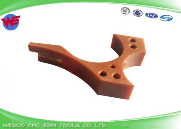 Plastic Rubber Fanuc EDM Parts F628 Guide Holder A290-8119-X628