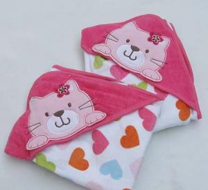 China 100% cotton solid color terry blanket on sale