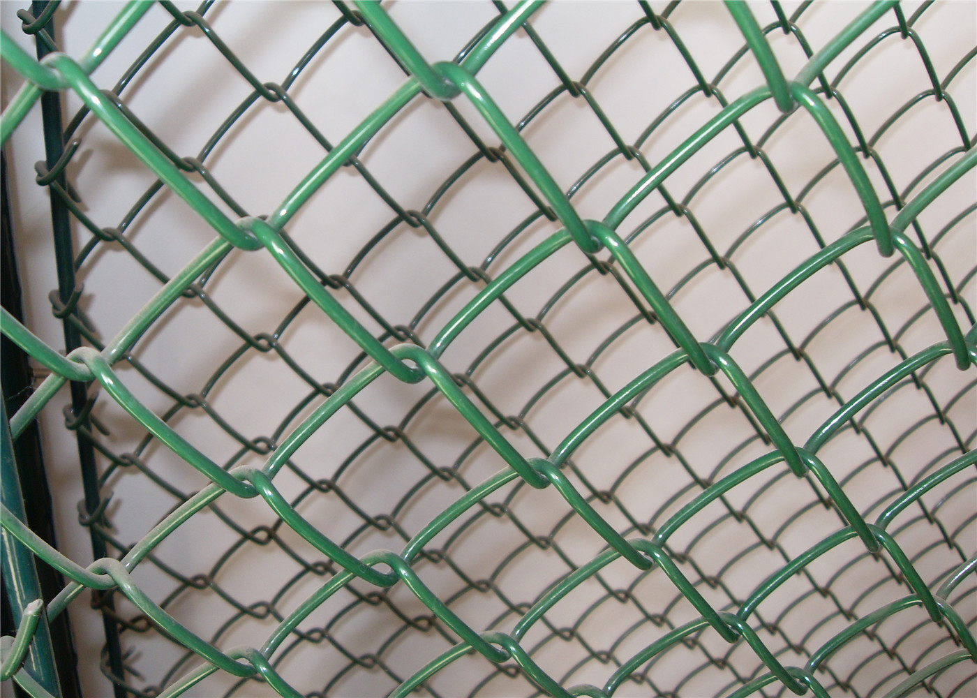Professional Chain Link Fence cyclone wire fence roll 1.22m x 25m ...