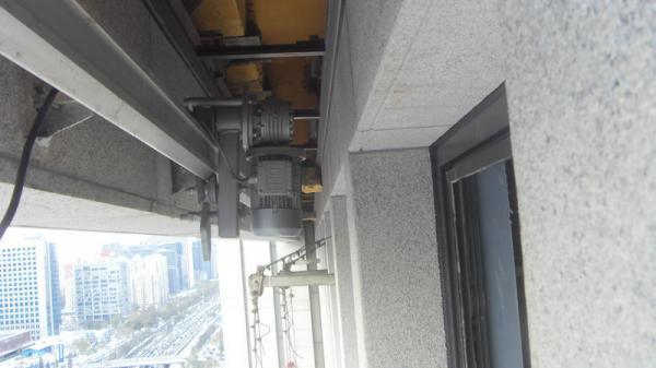 Monorail Building Maintenance Unit High Rise Bmu System