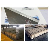 China Strong 5456 LF10 Marine Grade Aluminum Plate aluminum alloy 5456 h116 on sale