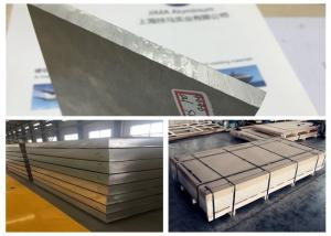 China Strong 5456 LF10 Marine Grade Aluminum Plate Welded Structure Rustproof on sale