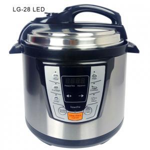 China LG-28 5L/6L Safely Multipurpose pressure cooker electric multi-function electric pressure cooker 110v on sale