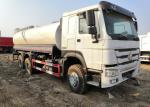 Water Truck Manufacturer  371HP Water Truck For Construction Use For Civil Construction