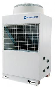 China 4 Ton Cold / Hot Water Commercial Air Source Heat Pump 1010x490x1245 mm on sale