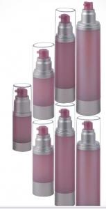 Quality 60ml slim  cosmetic  bottle for sale
