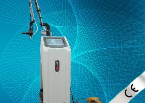China Co2 Fractional RF Laser Laser Skin Rejuvenation Machine For Neck , Chest on sale