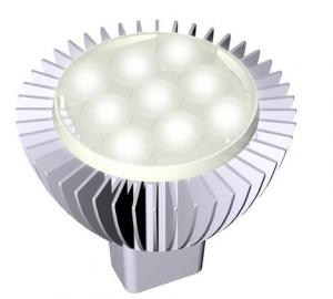 China 110V / 220V 12W E27 Recessed Led Spotlight 80 Lm /W 6500k , Beam Angle 45° / 60° on sale