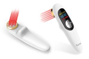 China Equipamentos portáteis da fisioterapia do alívio das dores da artrite para a cor home do branco do uso on sale