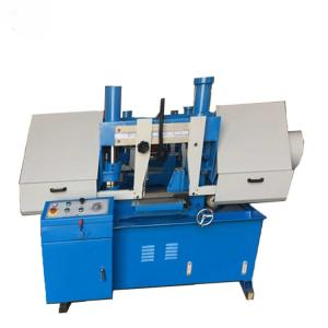 China Vertical Metal Cutting Band Saw Machine Iron Pipe Beam Steel For Metal on sale