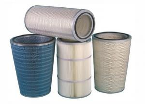 China Powder Spraying Industrial Air Filter Cartridges for Clean and Safe Work Environment on sale