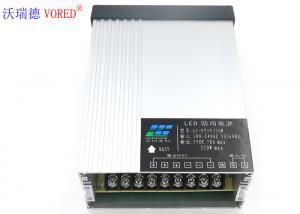 China 350 Watt Cctv Camera Power Supply, CE Approval Led Light Strip Power Supply on sale