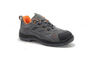 China Colorful Mens Work Safety Shoes Steel Toe Cap Boots EVA Counter S1P Standard on sale