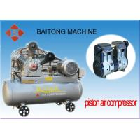 Oil Free Electric Portable Reciprocating Piston Air Compressor For Industrial Blow Molding Machinery