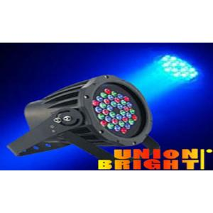 China RGB Auto Sound Stage Lighting Red / Green / Blue LED Par Stage Lights for Outdoor Party on sale