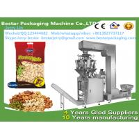 Automatic Salt sugar  Rice  Grain Pea Nuts Cashew Nut Sachet Packing Bagging Sealing Bestar packaging