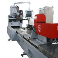 Mining Screen Panels Welded Wire Mesh Machine 5.5Kw Two Set Servo Motor