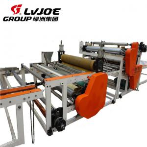 China Automatic pvc film coating line on sale