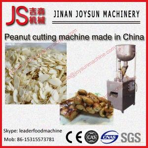 China Full Automatic Cashew Nut Kernel Piece Cutter 300kg / h 380V on sale