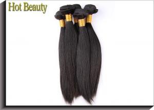 China Silky Straight Grade 7A Virgin Brazilian Hair Weave Virgin Hair Extensions on sale