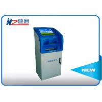WIFI 32 Inch touch screen bill payment interactive kiosk with digital signage