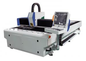 China High Efficiency Laser Wood Cutting Machine 1000W , Cnc Metal Laser Cutter Low Noise on sale