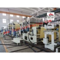 LDPE/LLDPE/PP/EVA/EAA Double Sided Laminating Machine Thermal Roll Laminator