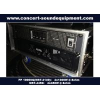 China FP 10000Q Class TD Audio Systems for Churches , High Power on sale