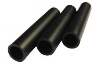China Industrial Grade Black Extrude PTFE Tube Filled Graphite Or Carbon ROHS FCC SGS on sale