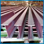 A36 Hot Rolled JIS MS Structural H Steel Beams for colomn, bridge beam, high tensile, cost effective, building material