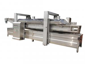 China Durable Stainless Steel Automatic Potato Chips Making Machine on sale