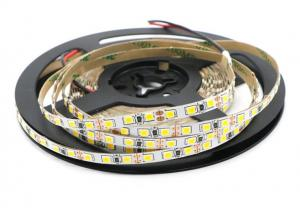 China Copper PCB 10mm Flexible SMD LED Strip , Double Layer High Brightness LED Strip on sale