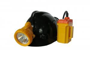 China High Luminance LED Mining Lamp Working Time ≥ 22h Energy Saving Long Service Life on sale