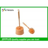 China Various Style Bathroom Cleaning Accessories Toilet Brush Holder Set OEM Acceptable on sale