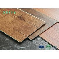 China Fireproof Vinyl Flooring No Harmful Emission Anti - Slip For Sport Court on sale