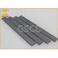 AB10 Carbide Insert Blanks , Square Carbide Blanks For Finger Jointing Tool