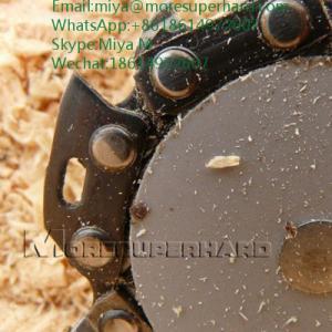 China superabrasive grinding wheel for chain saw sharpening miya@moresuperhard.com on sale