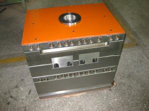 China LDPE , PU Hot Runner Injection Mould with LKM , HASCO Standard / PE Injection Molding on sale