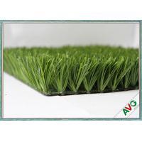 International Certificate Quality Assurance Artificial Soccer Turf , Artificial Turf For Football Fields