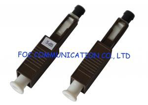 China MU Multimode Fiber Optic Attenuator , Optical Fiber Attenuator 5dB For CATV on sale