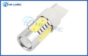 China T20 LED Bulb 7440 16w Epistar Cree white blue red yellow green led car brake light bulbs on sale