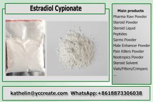 China Estrogen Depo Estradiol / Estradiol Cypionate / EC Steroid Powder For Veterinary CAS 313-06-4 on sale