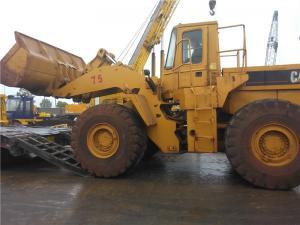 Used Caterpillar 980F Wheel Loader 30T weight 3046 engine